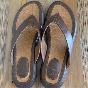 Boc sandals, size 9